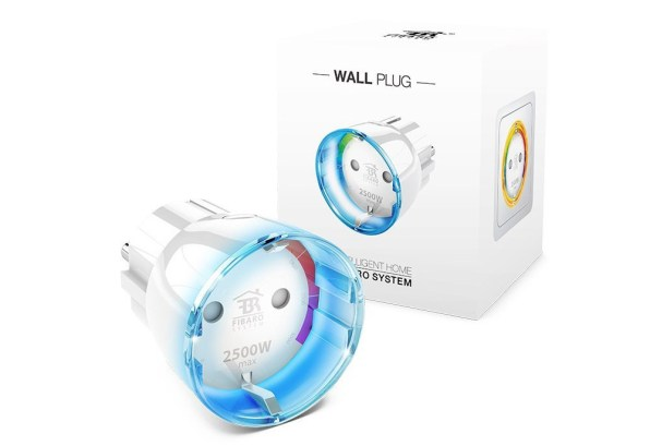 FIBARO Wall Plug Z-Wave - Package open