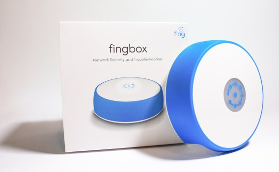 Fingbox - Box