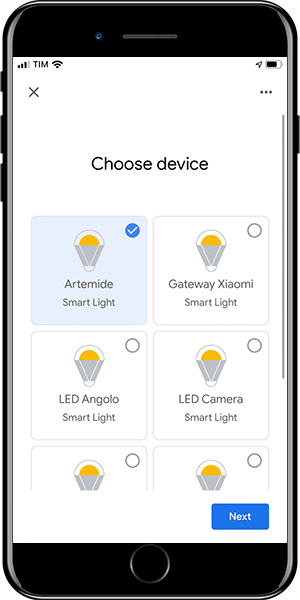 Google Home - Add device 6