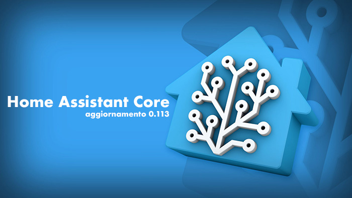 Home Assistant 0.113