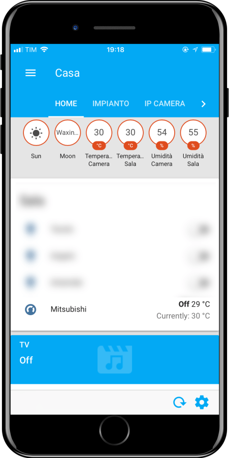 Home Assistant-AC