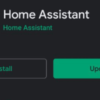 HOT - mise à journamento 1.1.1 pour Home Assistant Version compagnon Android