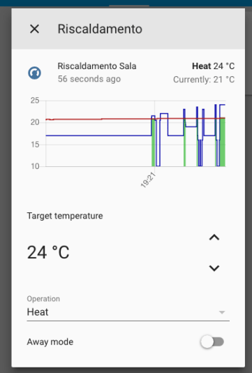 Home Assistant Generic Thermostat