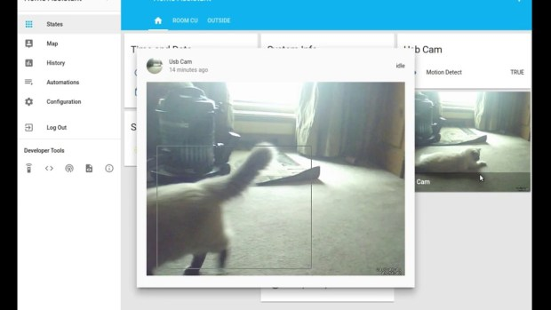 Home Assistant - IP Camera