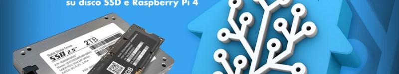 Installare e avviare Home Assistant OS su SSD esterno su Raspberry Pi 4