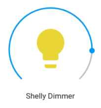 Home Assistant - Dimmer