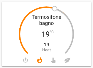 Integrare una testa termostatica Eqiva eQ-3 Bluetooth a Home
