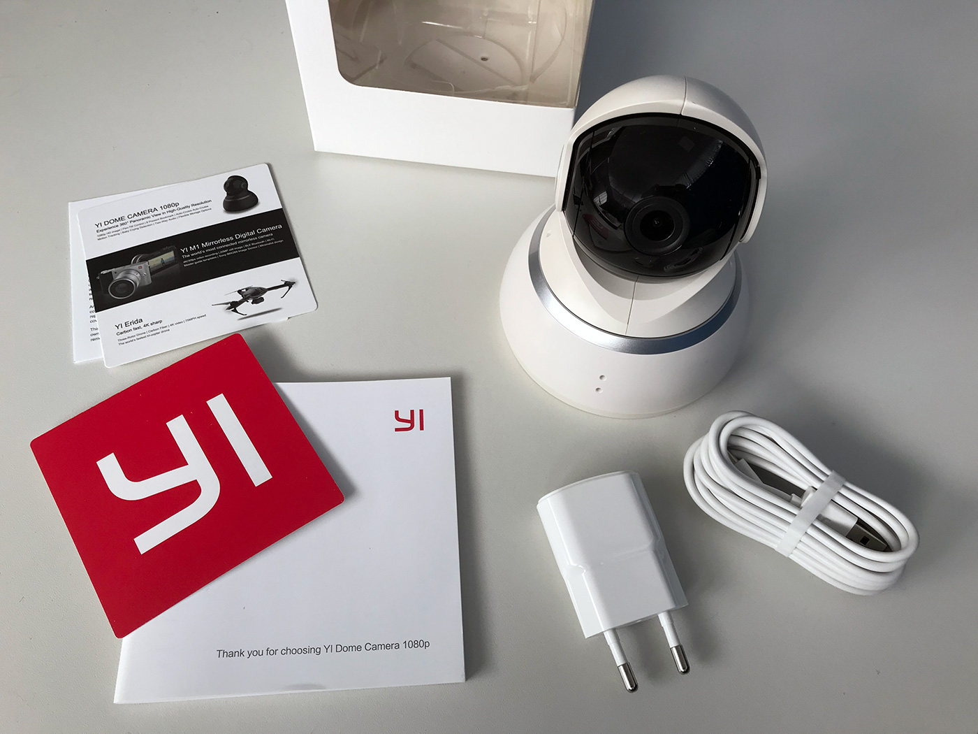 YI Dome Camera 1080p | inDomus it
