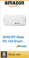 ITEAD Sonoff Basic R3 RFR3 - BoA