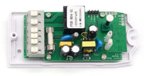 ITEAD Sonoff Dual R1 - Tablero