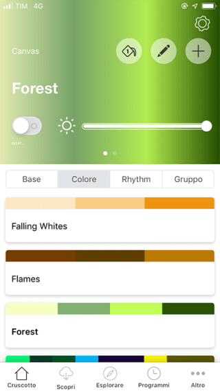 Nanoleaf App  3