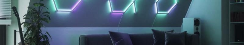 Nanoleaf: il nuovo minimalismo passa dalle Lines