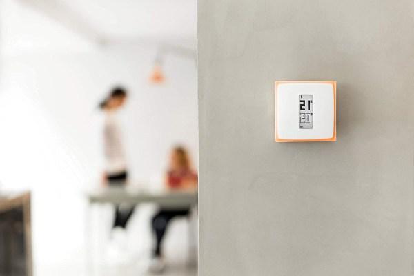 Netatmo Termostato Intelligente - Muro