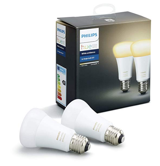 Philips Hue Ambiance Blanche E27
