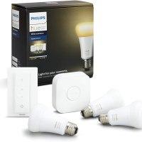 OFFERTA PAZZA: Philips HUE White Ambiance Starter Kit a (quasi) metà prezzo!