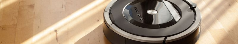 Home automation of a non-domotic robot vacuum cleaner with Broadlink  e  Home Assistant
