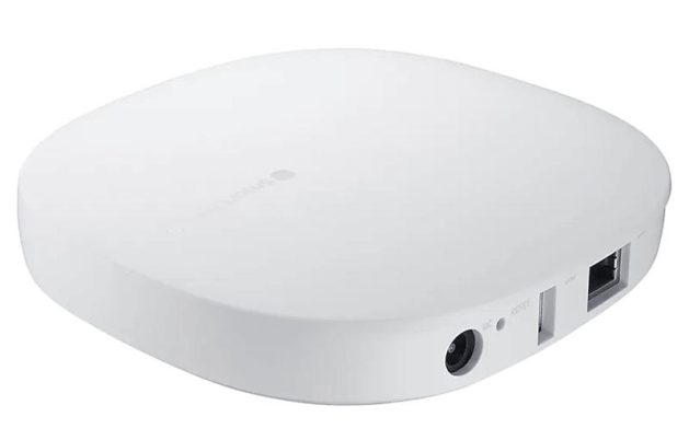 Samsung SmartThings Hub v3 - retro