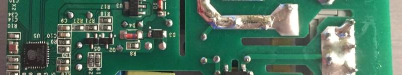 """Realizzare un """"contatto pulito"""" modificando un Sonoff Dual (R2)"""