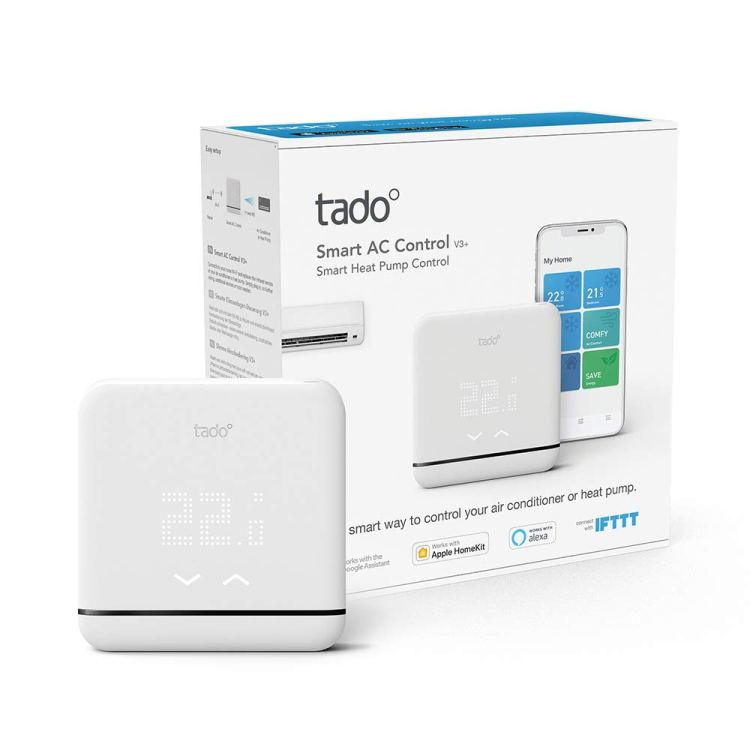 Tado° V3 Intelligent Air Conditioner + Packaging