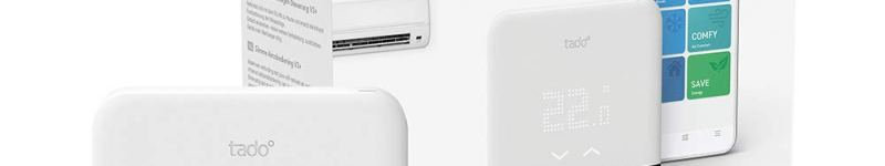 "Tado° presents the new ""Smart Air Conditioner"", now in V3 + version"