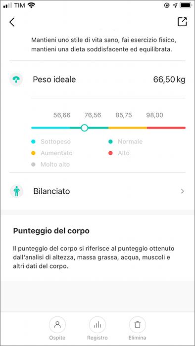 Xiaomi Mi Body Composition Scale 2 - App - 7