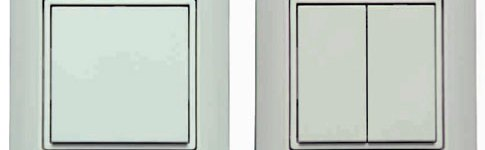 Recensione: Finder YESLY Pulsante 2-4 canali 13.B9