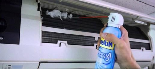 spray climatizzatore