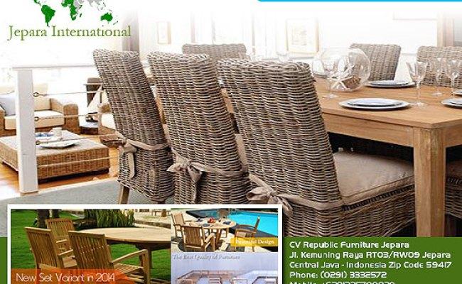 Indoor Furniture Indonesia Furniture Manufacturers