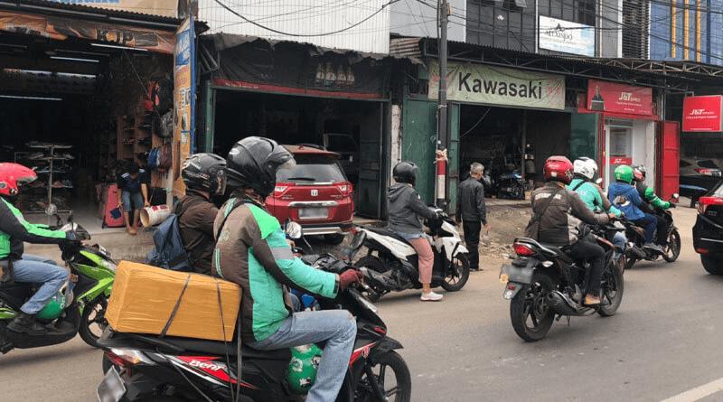 保有者数世界第3位のバイク大国、インドネシア