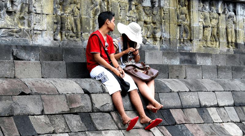インドネシア人普段のファッション