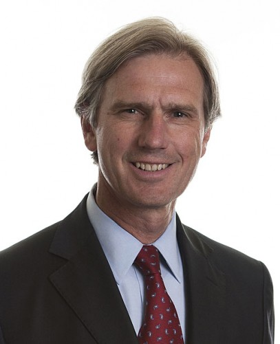 Bertrand van Ee - CEO Royal HaskoningDHV