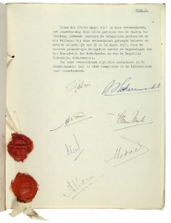 The Linggadjati Agreement