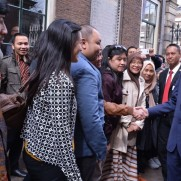 Jokowi in Leiden