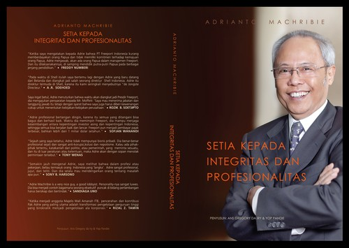 Biography of Adrianto Machribie