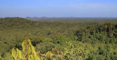 Breathtaking Scenery on Peramun Hill in Sijuk, Belitung