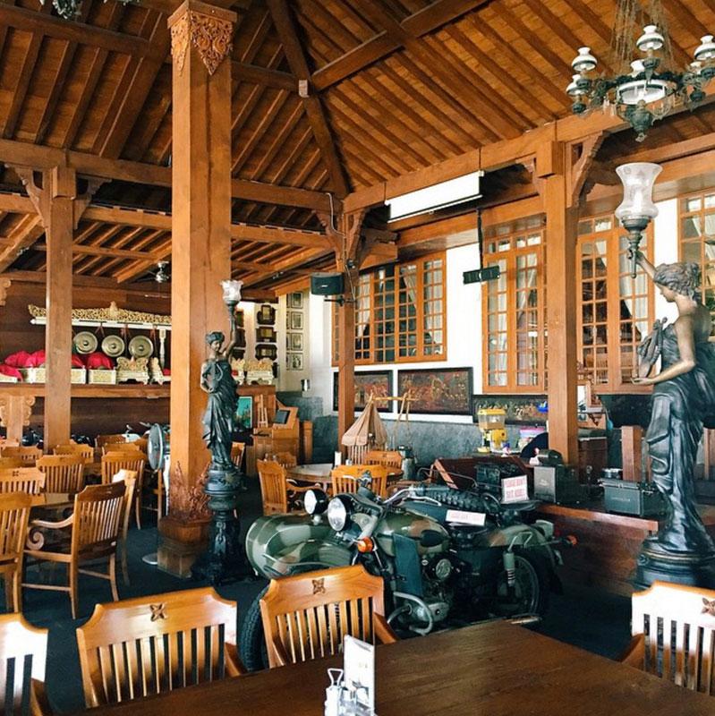 14 cafrestoran di Semarang dengan pemandangan paling keren