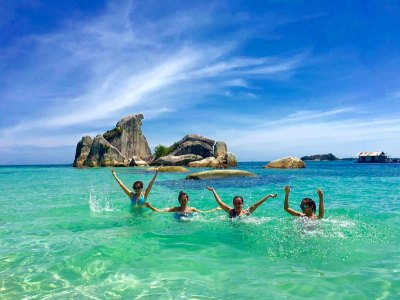Belitung Island Tourist Spot | vacationxstyle.org