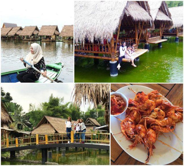 Tempat wisata Outbound Lembang