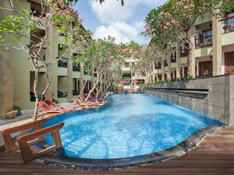 12 Affordable hotels near beach in Bali in the most happening areas of South Bali (Kuta. Seminyak and more!)