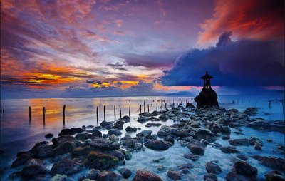 24 incredibly gorgeous places to catch sunset in Bali
