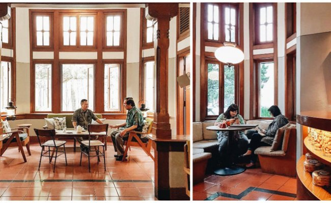 15 Affordable Romantic Restaurants In And Around Bandung