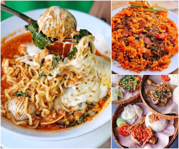 Where To Find Spicy Food In Jakarta 13 Restaurants Where You Can Set Your Mouth On Fire