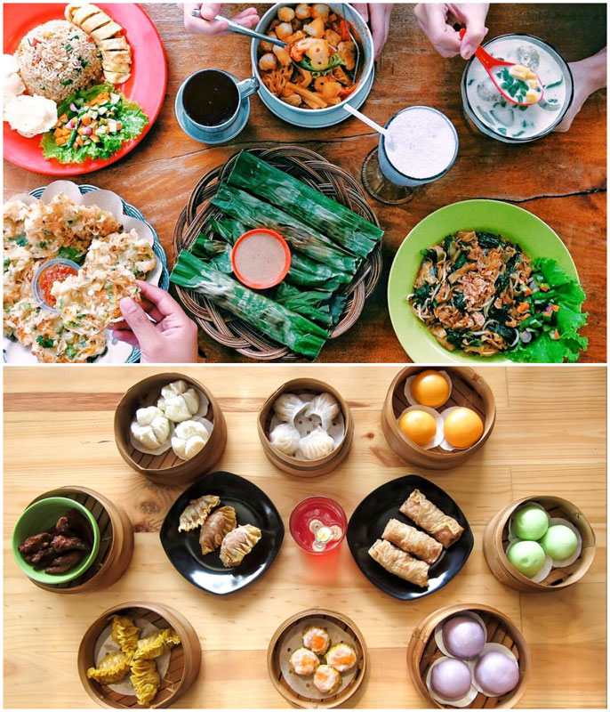 23 Affordable Romantic Restaurants In And Around Bandung City Dago