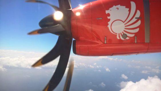 indonesia si vola sulle isole