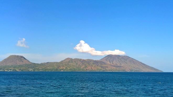 vista sui tanti vulcani