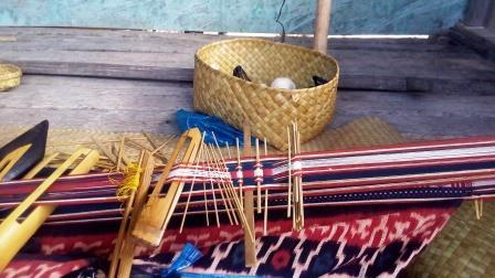 dove andare in indonesia Sumba ikat al villaggio di melolo