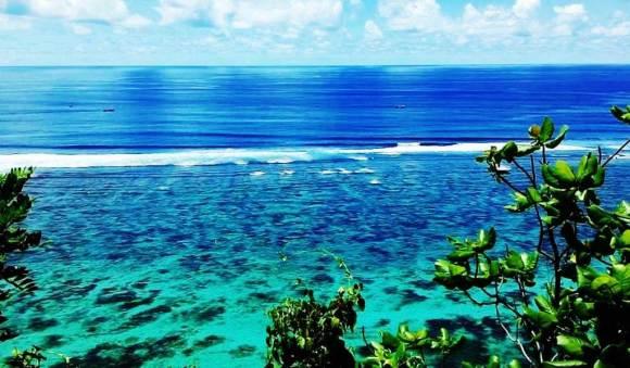 bali thomas beach