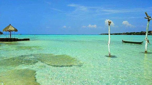 nusa ceningan azzurro laguna