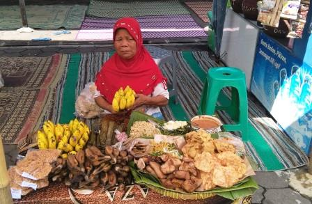 Yogyakarta street food