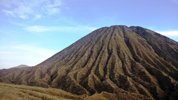 Giava vulcano Bromo colate laviche